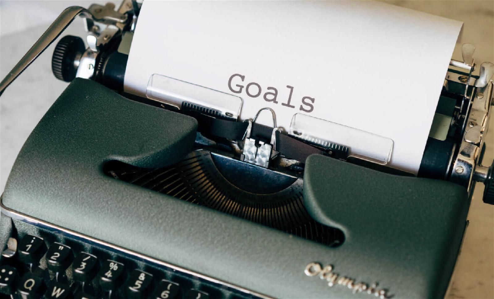 The Importance of Goal Setting & Why you Should do it.
